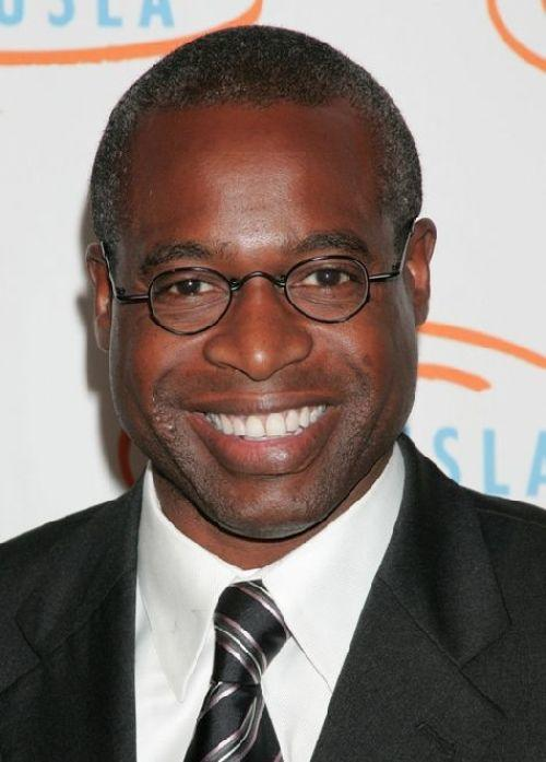 Phill Lewis at the 7th Annual Lupus LA Bag Ladies Luncheon.