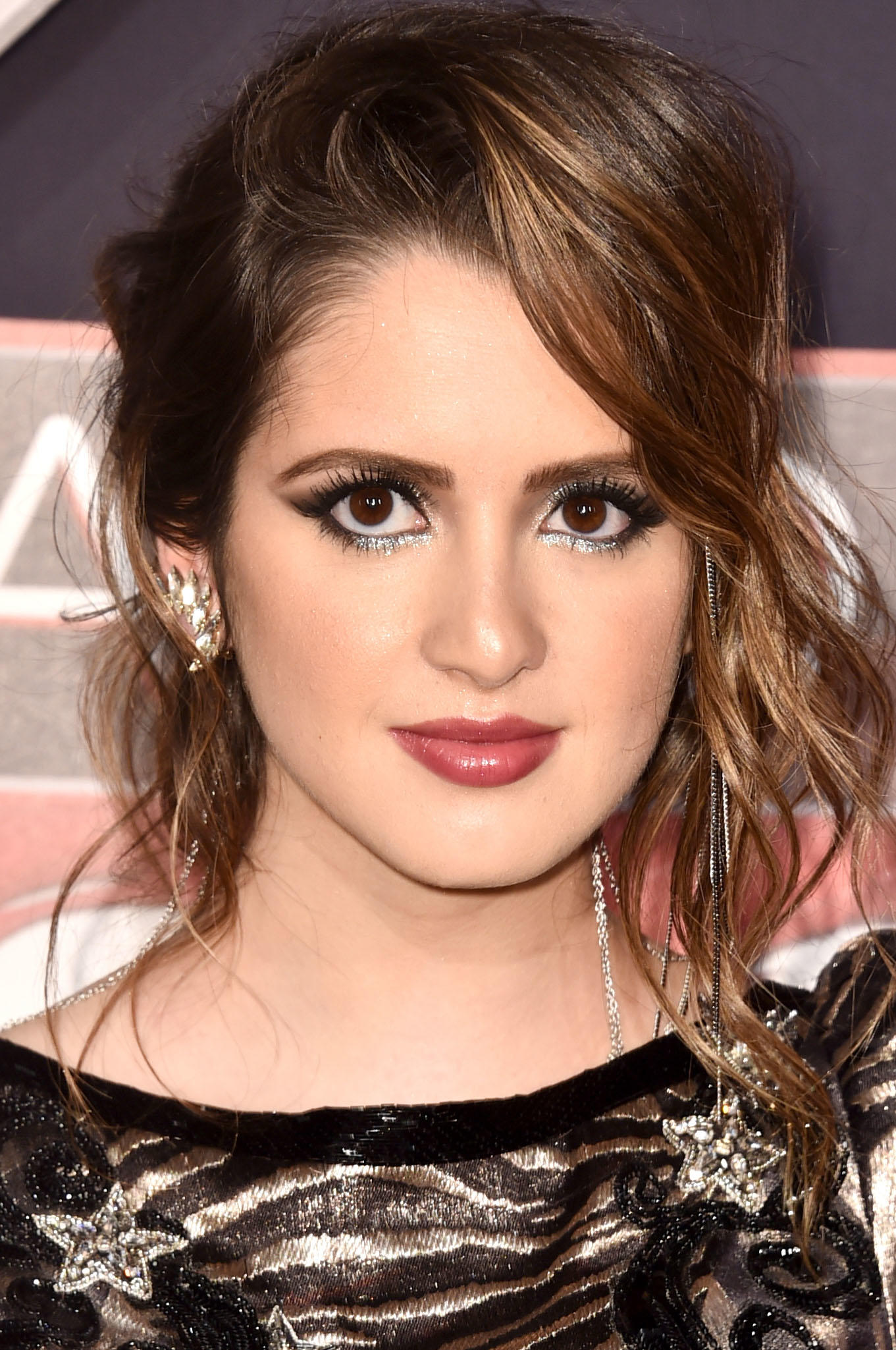 Laura Marano at the 2017 iHeartRadio Music Awards in Inglewood, CA.