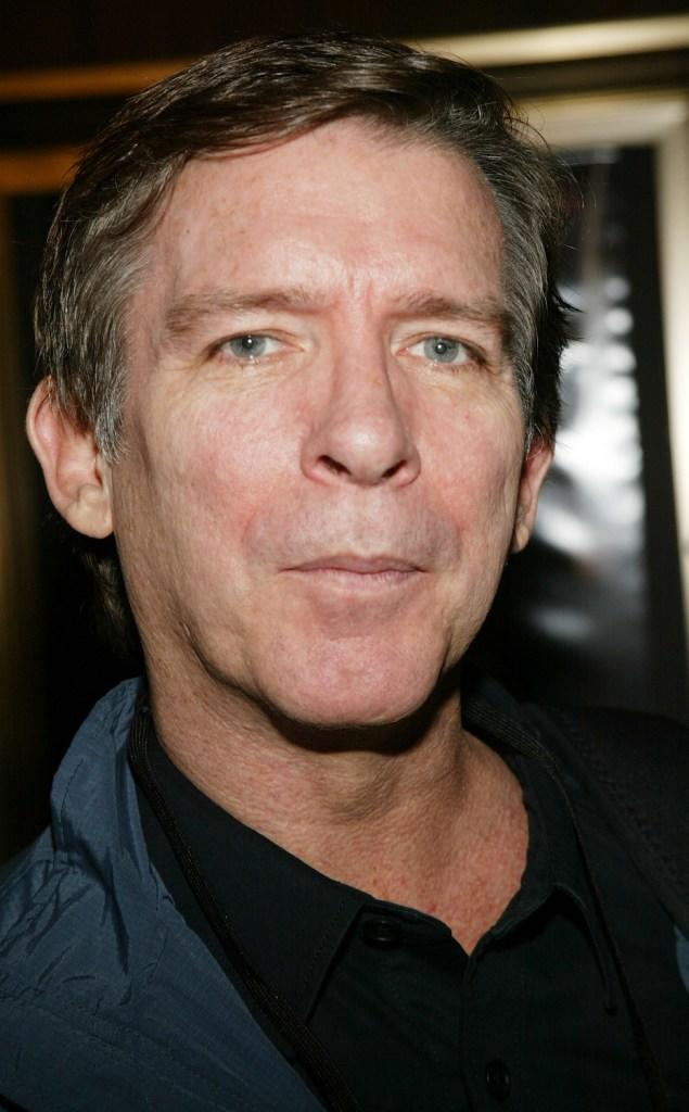Kurt Loder at the world premiere of