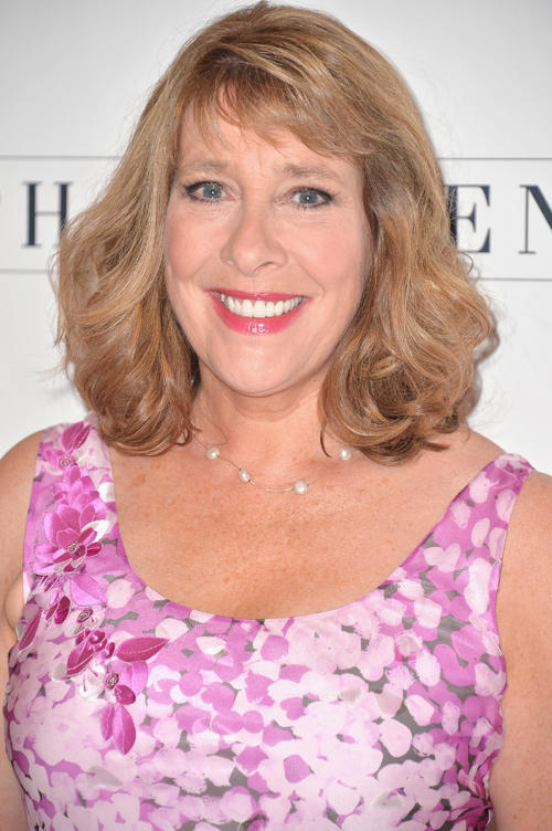 Phyllis Logan at the photocall of