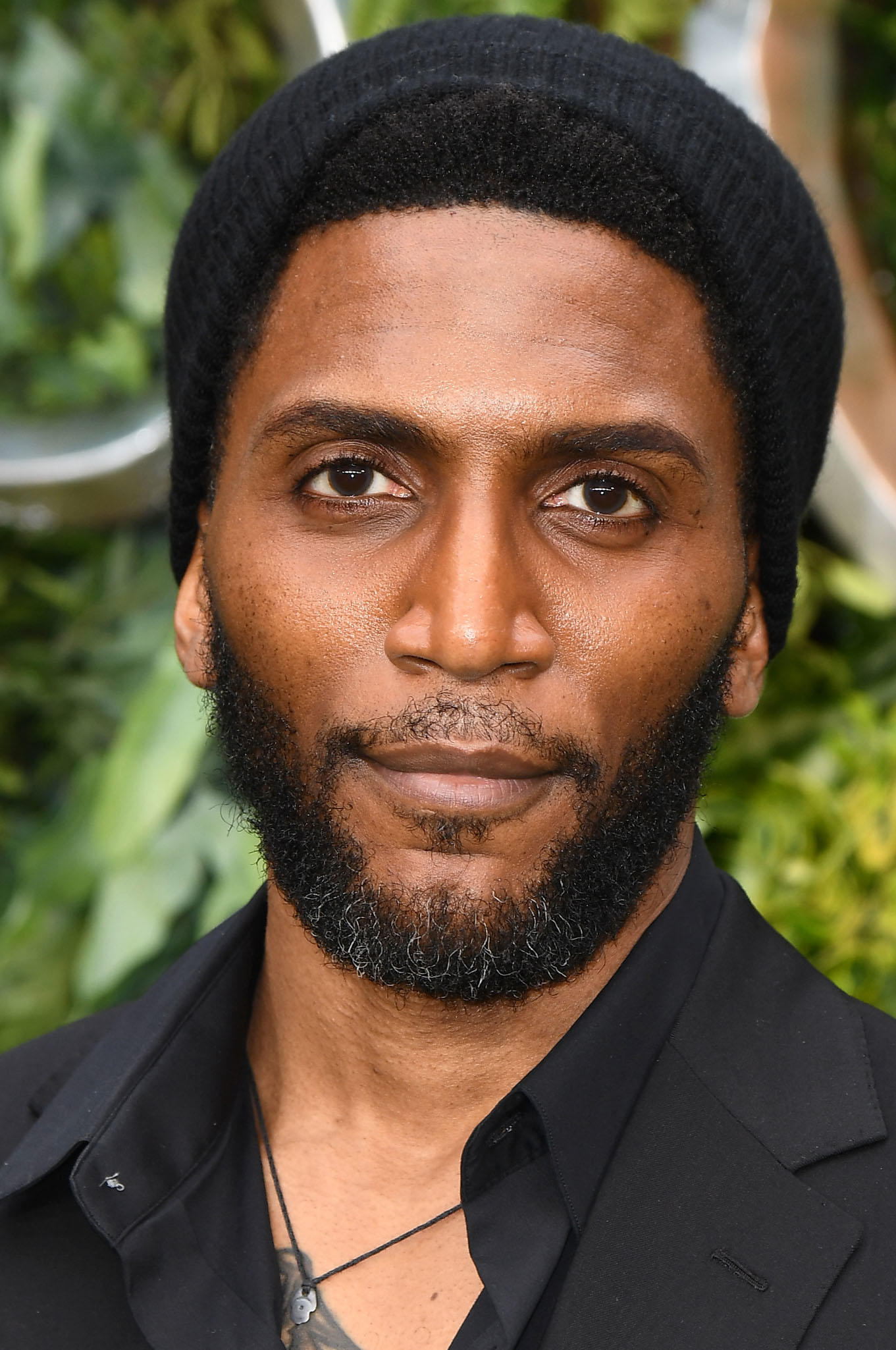 Yusuf Gatewood at the global premiere of