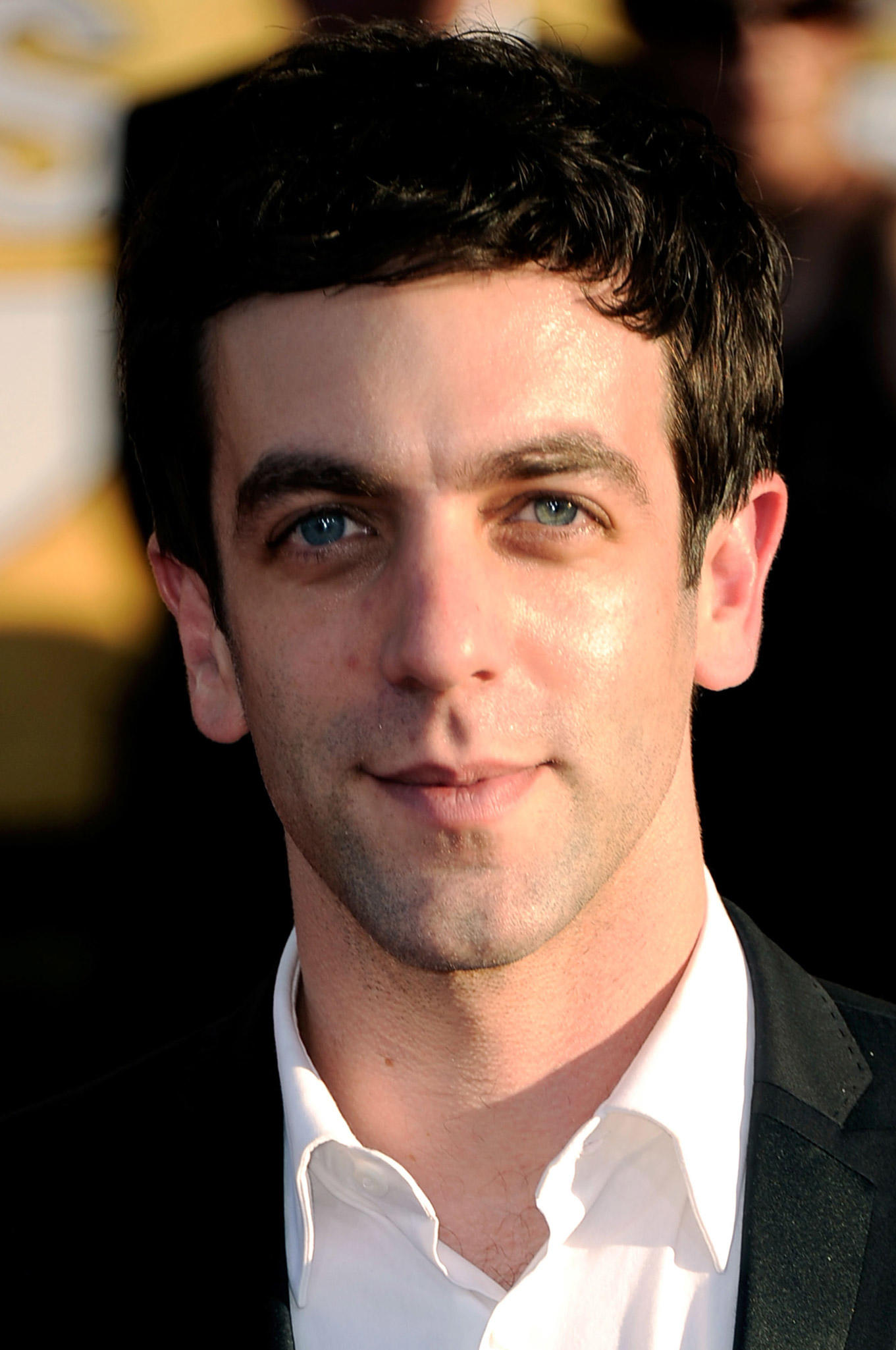 B.J. Novak at the 18th Annual Screen Actors Guild Awards at the Shrine Auditorium in Los Angeles, CA.