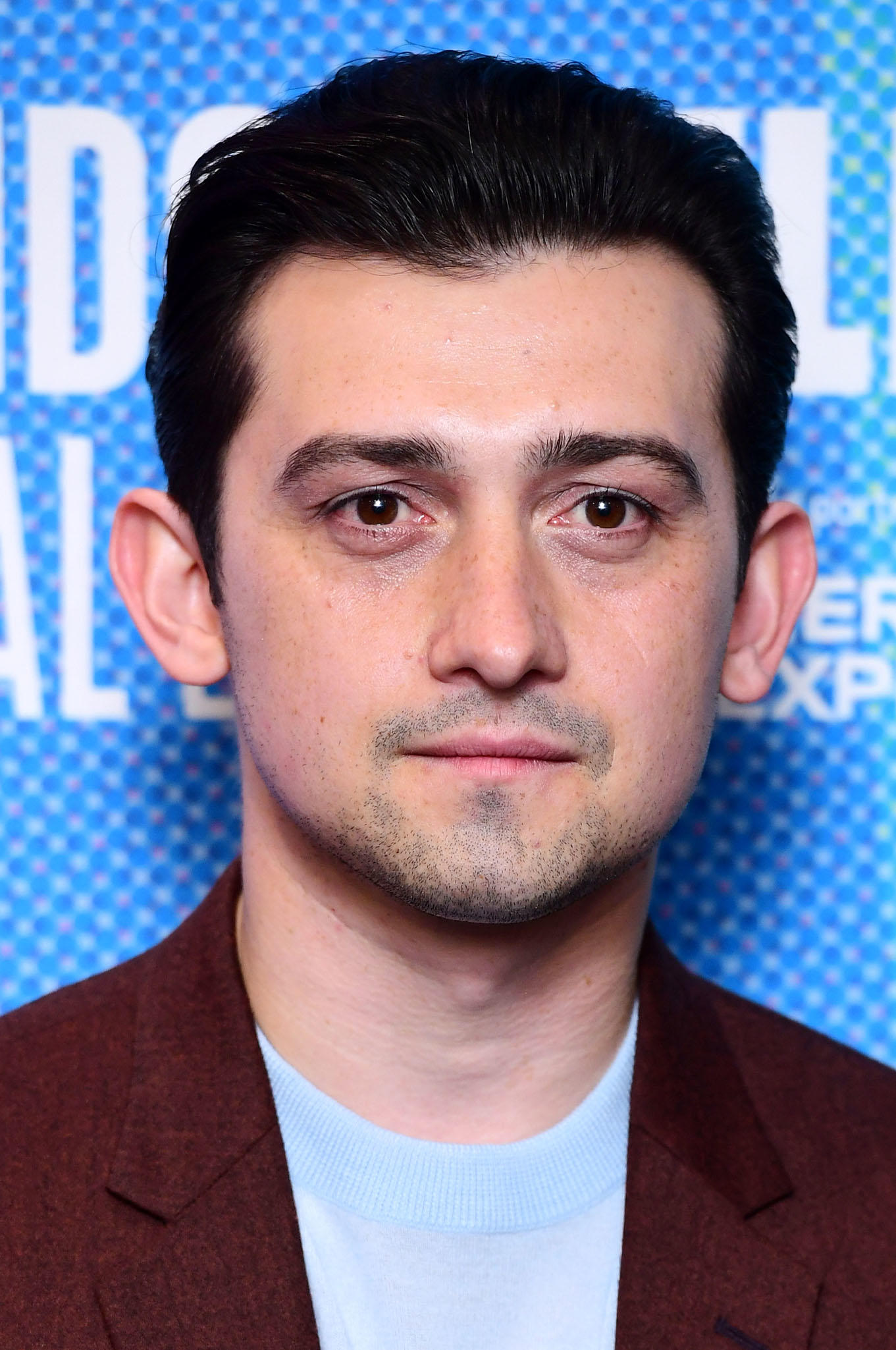 Craig Roberts at the world premiere of