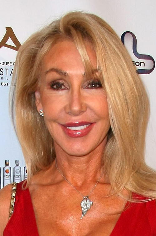 Linda Thompson at the 2012 GRAMMY Awards in California.
