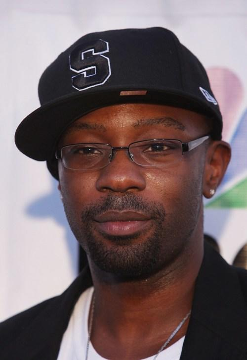 Nelsan Ellis at the