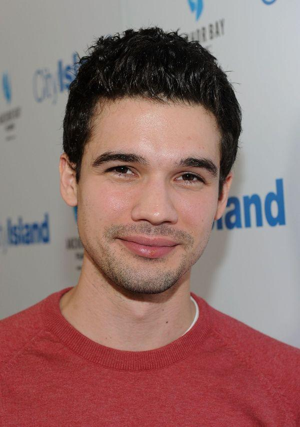 Steven Strait at the California premiere of