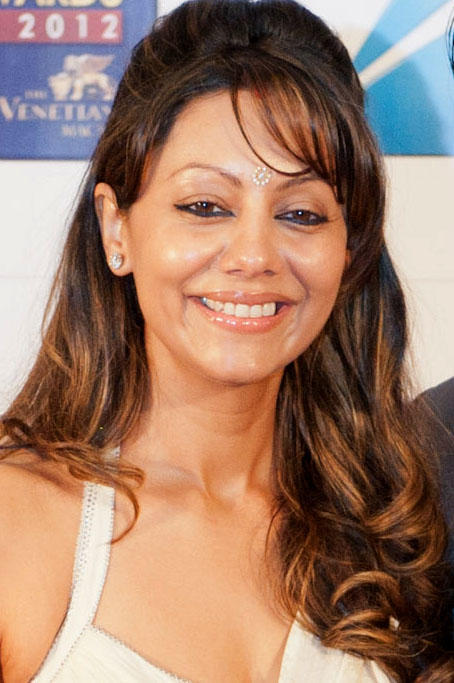 Gauri Khan at the Zee Cine Awards 2012 ceremony in Macau.