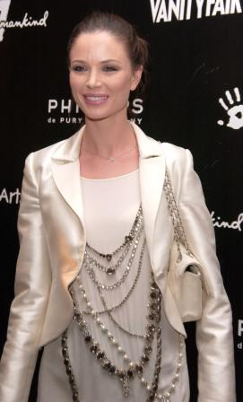 Georgina Chapman at the Free Arts NYC Annual Art & Photography Auction Benefit.