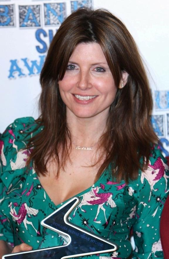 Sharon Horgan at the South Bank Show Awards.