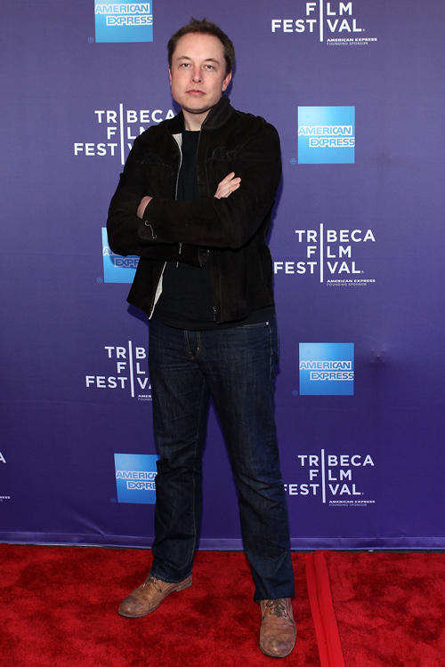 Elon Musk at the Tribeca Talks After The Movie: