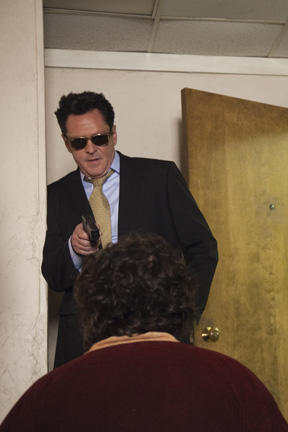 Michael Madsen as Lt. 'Sully' Sullivan in ``Loosies.''