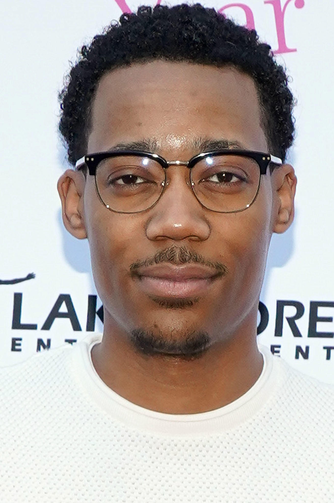Tyler James Williams at the Los Angeles premiere of
