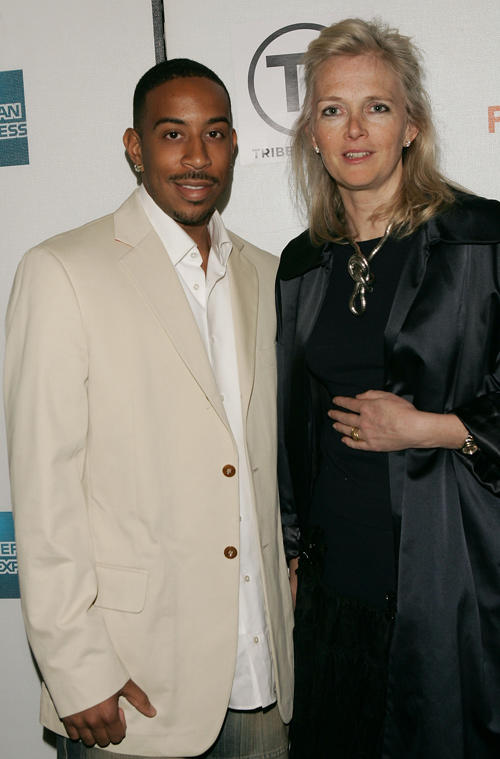 Chris 'Ludacris' Bridges and Jenny Maguire at the