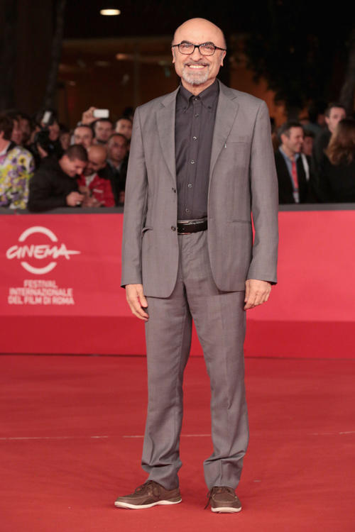 Ivano Marescotti at the premiere of