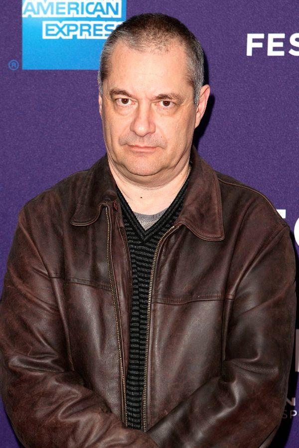 Jean-Pierre Jeunet at the New York premiere of