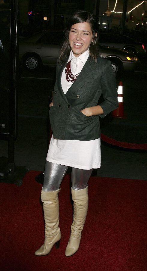 Sarah Lind at the premiere of