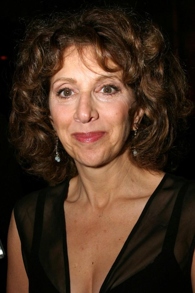 Andrea Martin at the Actor's Fund Annual Gala Dinner.