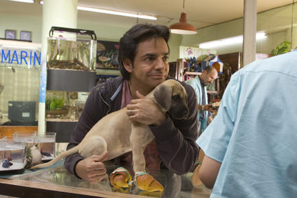 Eugenio Derbez as Javier in ``No Eres T, Soy Yo.''