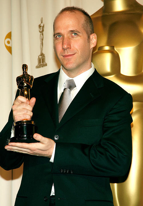 Michael Arndt at the 79th Annual Academy Awards.