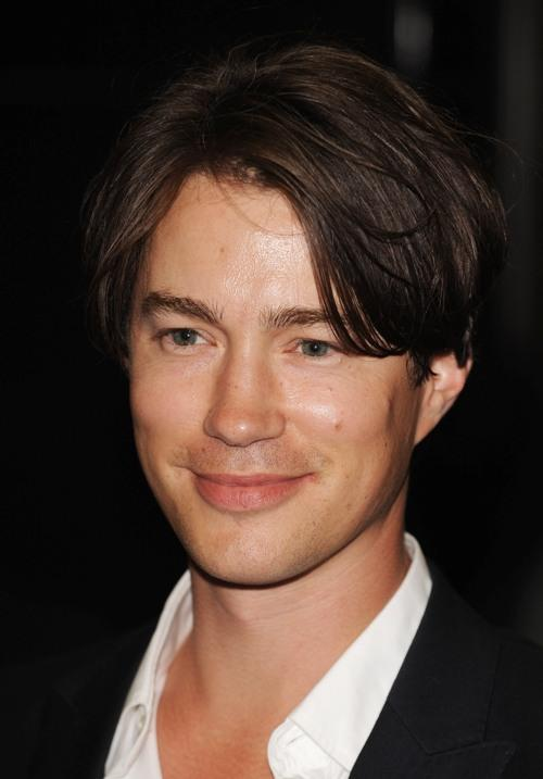 Tom Wisdom at the European premiere of