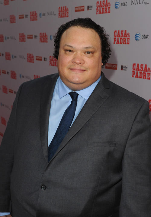 Adrian Martinez at the California premiere of