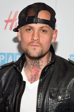 Benji Madden attends Paper Magazine's 13th Annual Beautiful People Issue event at The Standard Hollywood.