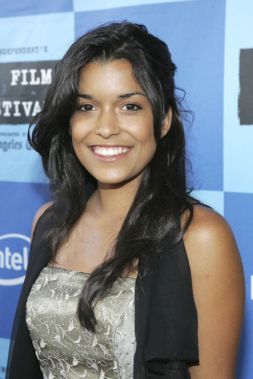 Alicia Sixtos at the California premiere of