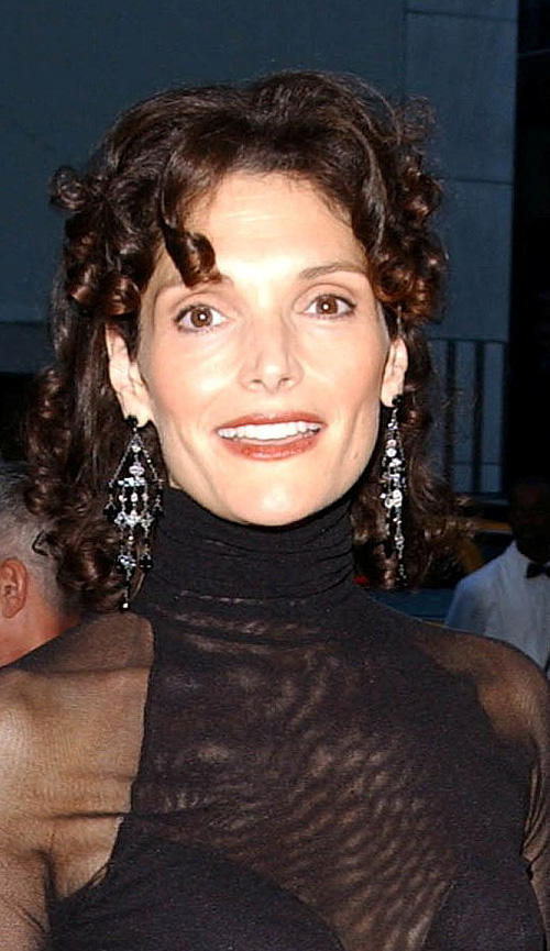 Mary Elizabeth Mastrantonio at the 20th anniversary re-release celebration of