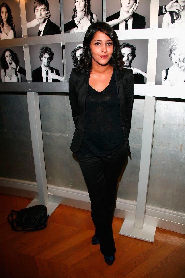 Leila Bekhti at the Chaumet's Cocktail party and Dinner for Cesar's Revelations 2009.