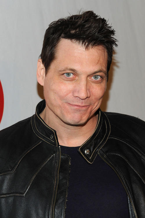 Holt McCallany at the Maxim Party Powered by Motorola Xoom in Texas.