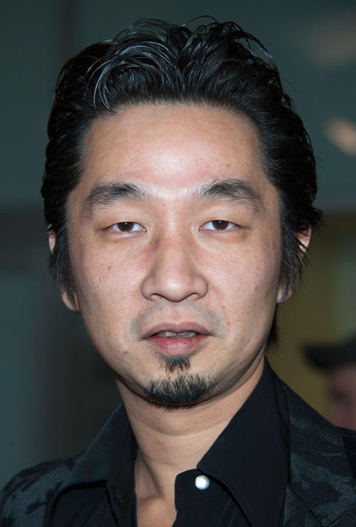 Songwriter Akira Yamaoka at the California premiere of