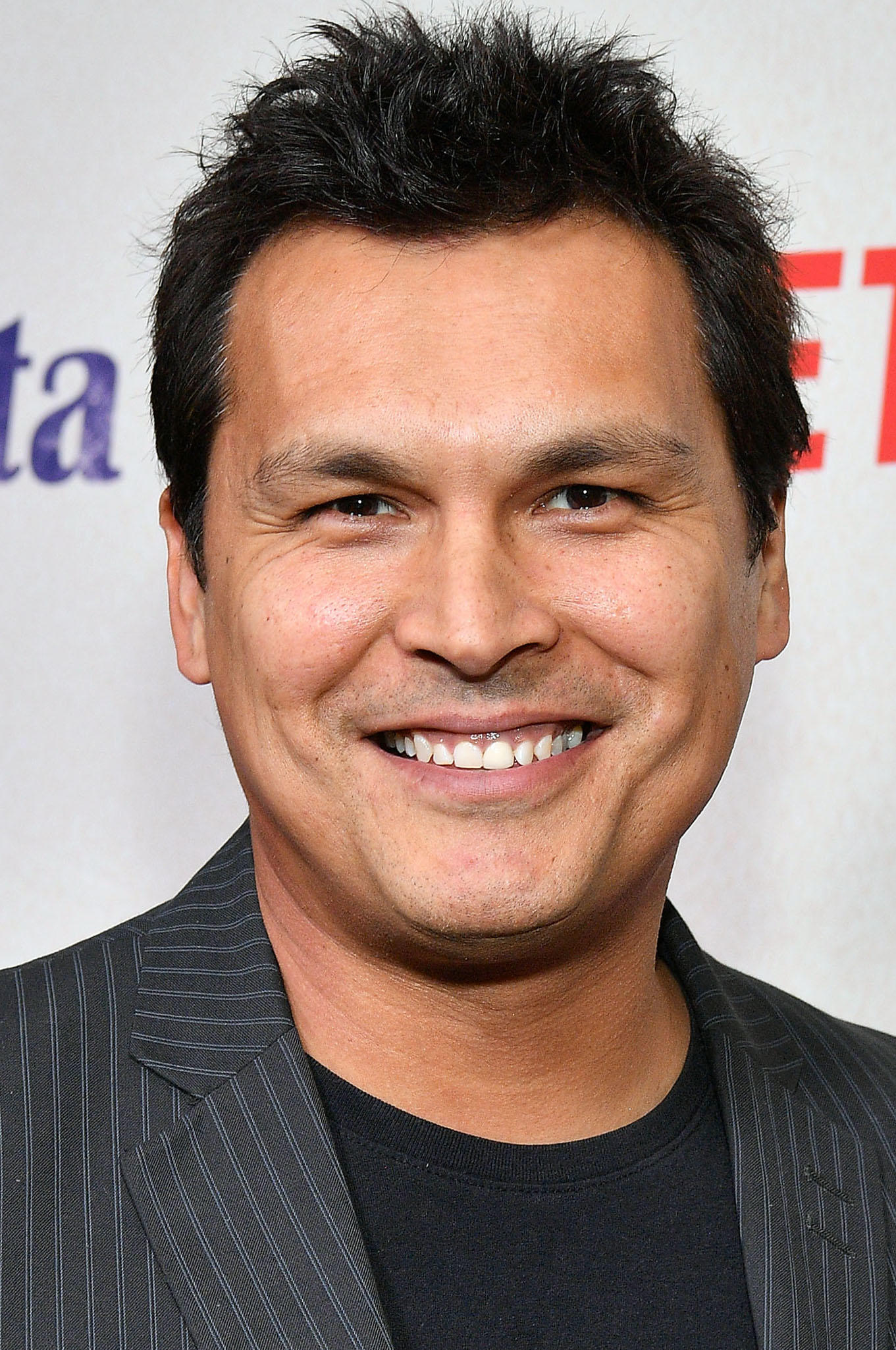 Adam Beach at the