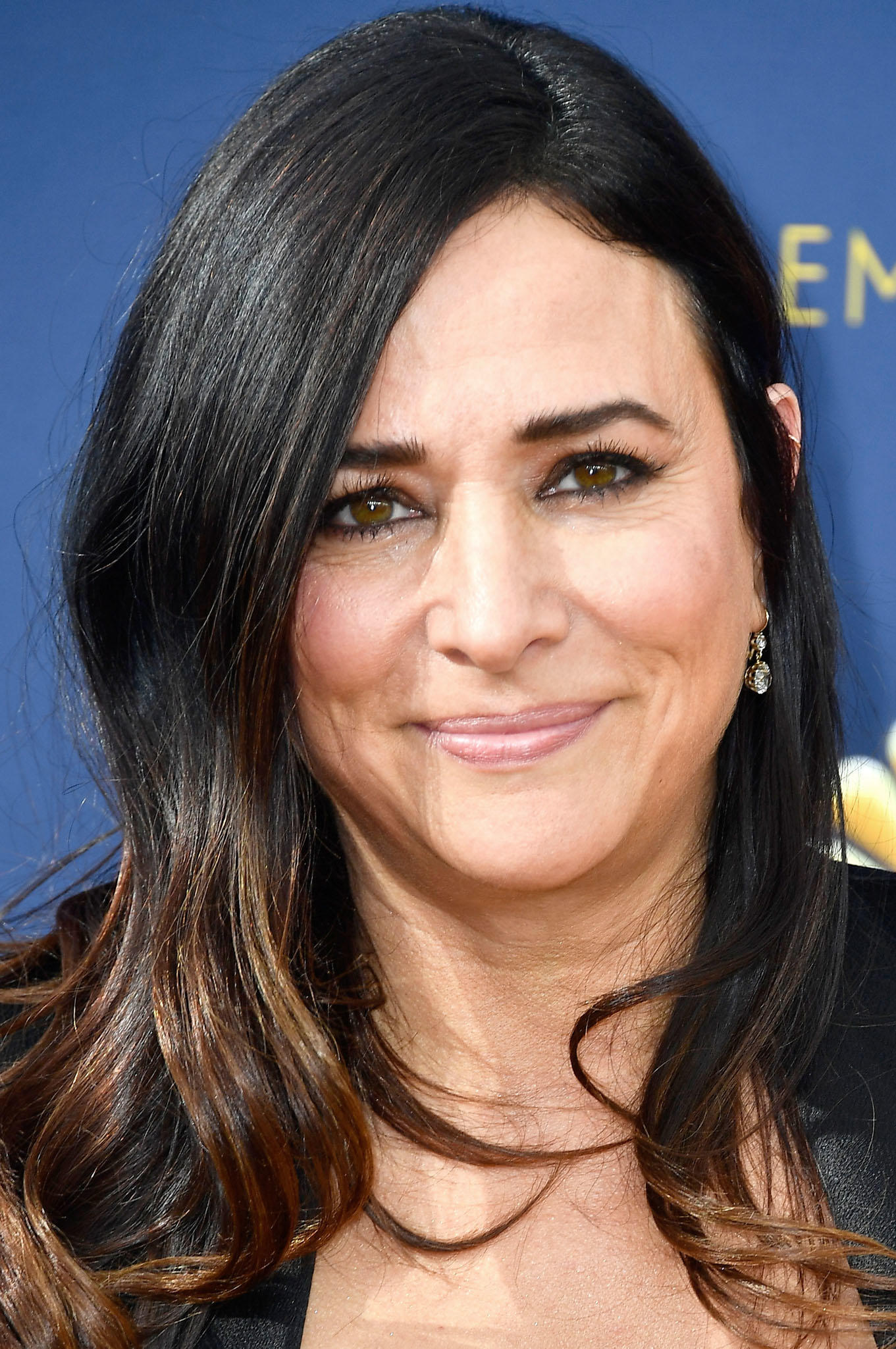 Pamela Adlon at the 70th Emmy Awards in Los Angeles.