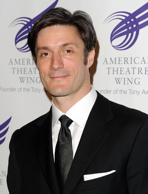 Gareth Saxe at the 2010 American Theatre Wing Spring Gala.