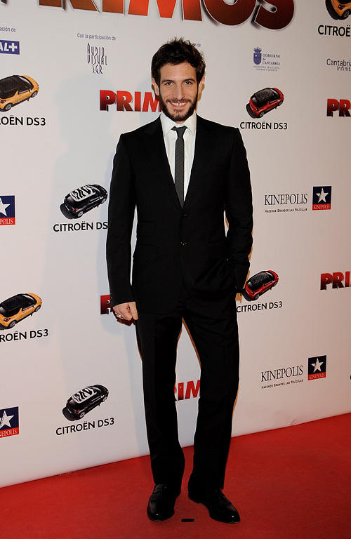 Quim Gutierrez at the Spain premiere of