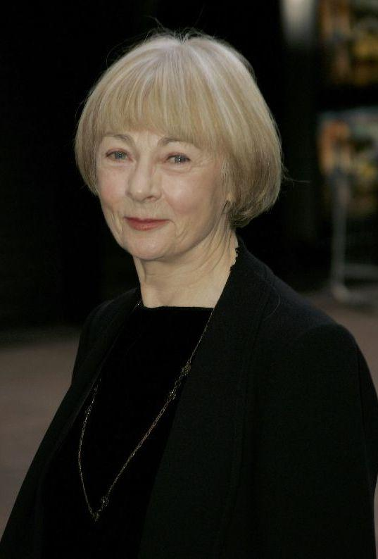 Geraldine McEwan at the UK charity premiere of