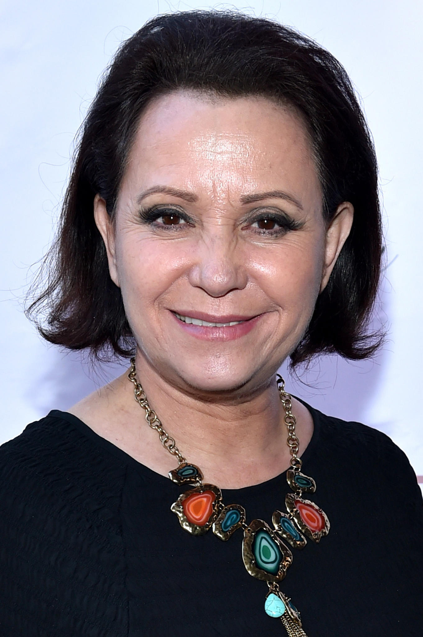Adriana Barraza at the PANDORA cocktail reception for
