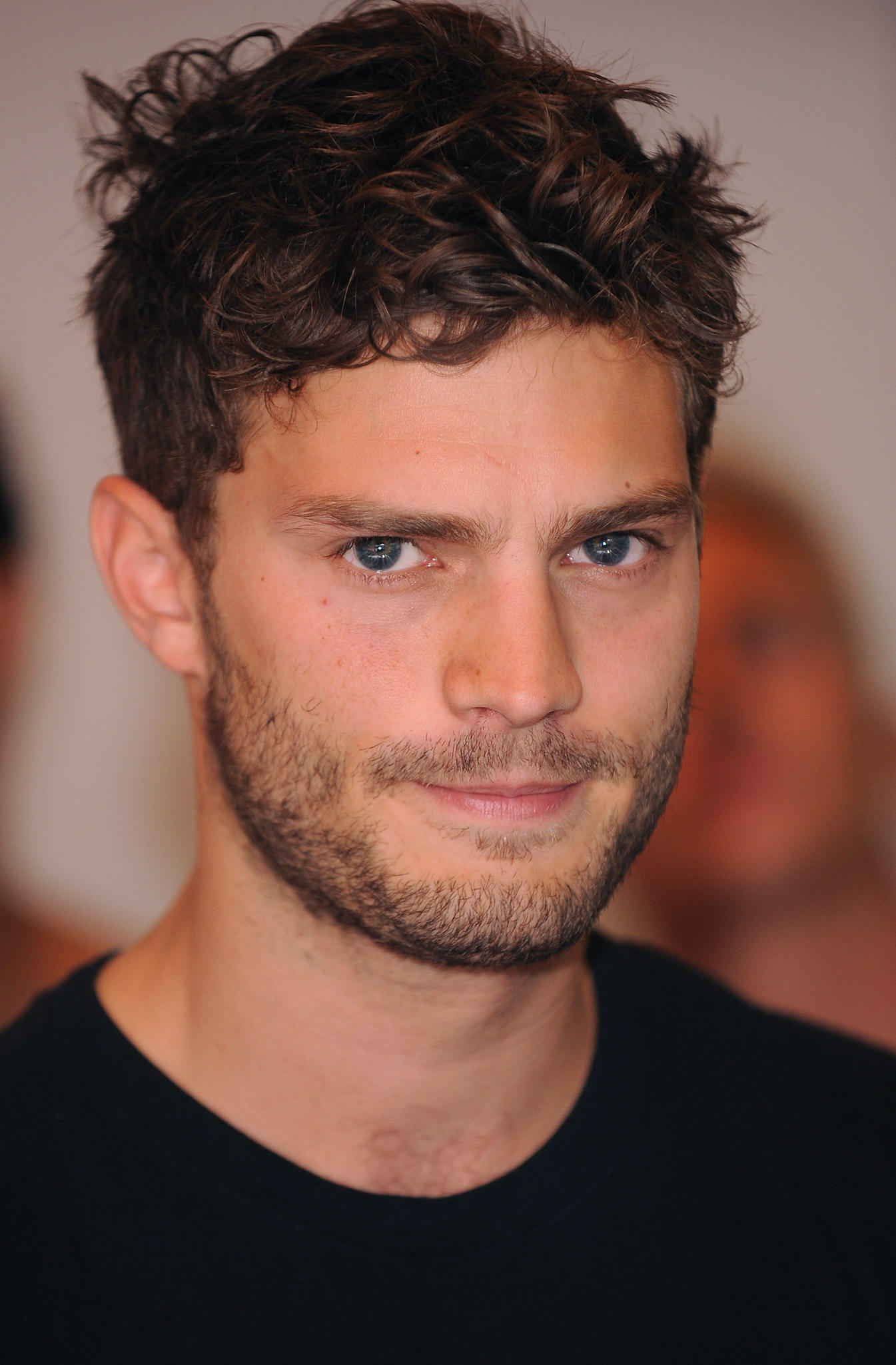 Jamie Dornan at the '9 Countries, 9 men, 1 Winner' photo call in London.