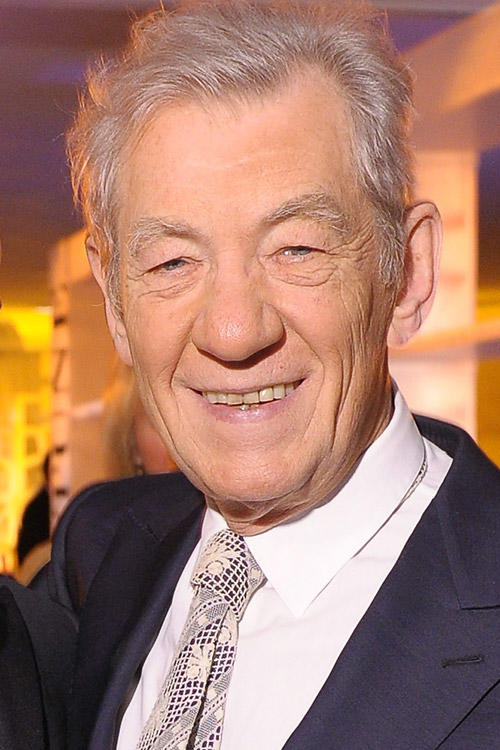 Ian McKellen at the Time/CNN/People/Fortune Pre-Dinner Cocktail Reception in Washington, DC.