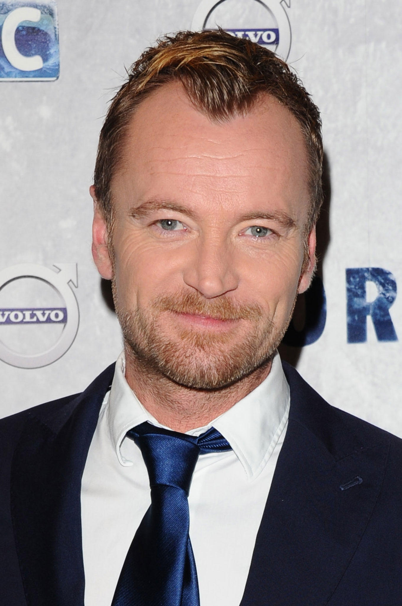 Richard Dormer at the UK premiere of