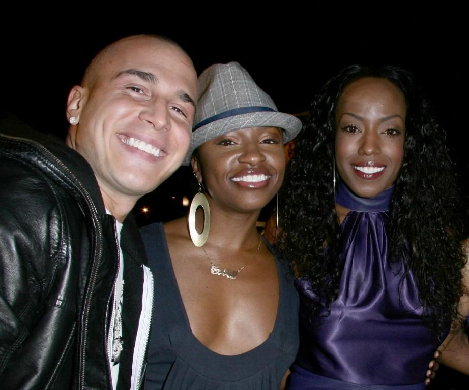 Shawn Desman, Tanisha Scott and Tracey