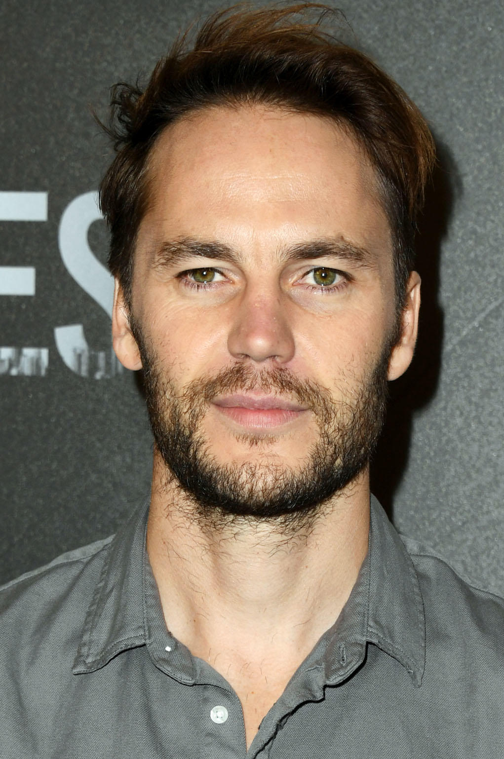 Taylor Kitsch at the photocall for