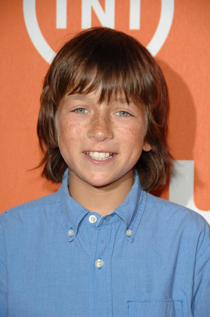 Skyler Gisondo at the 2008 Summer TCA Tour Turner party.