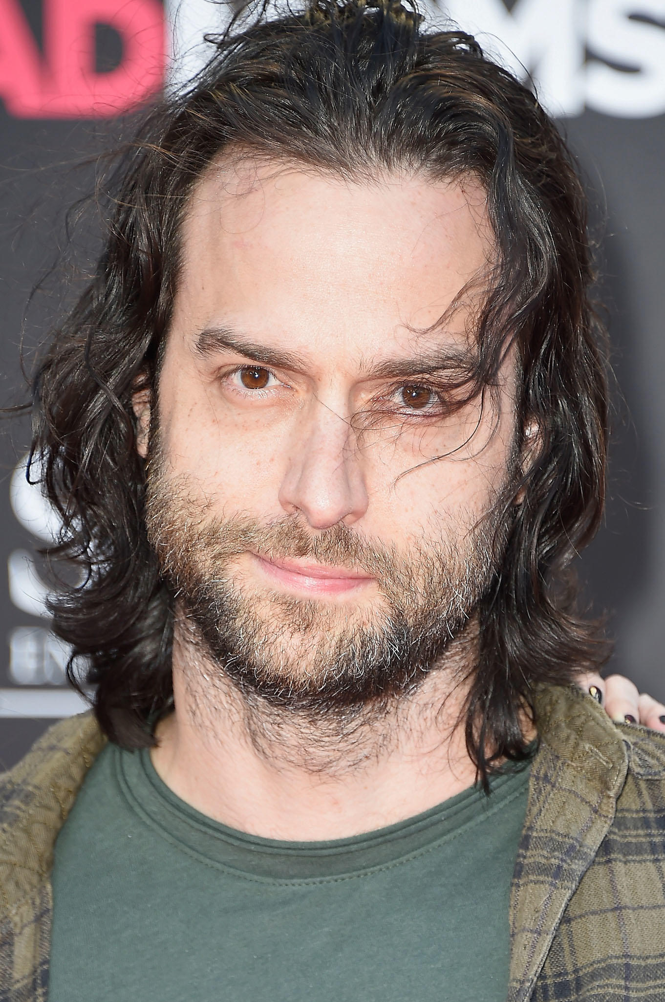 Chris D'Elia at the premiere of