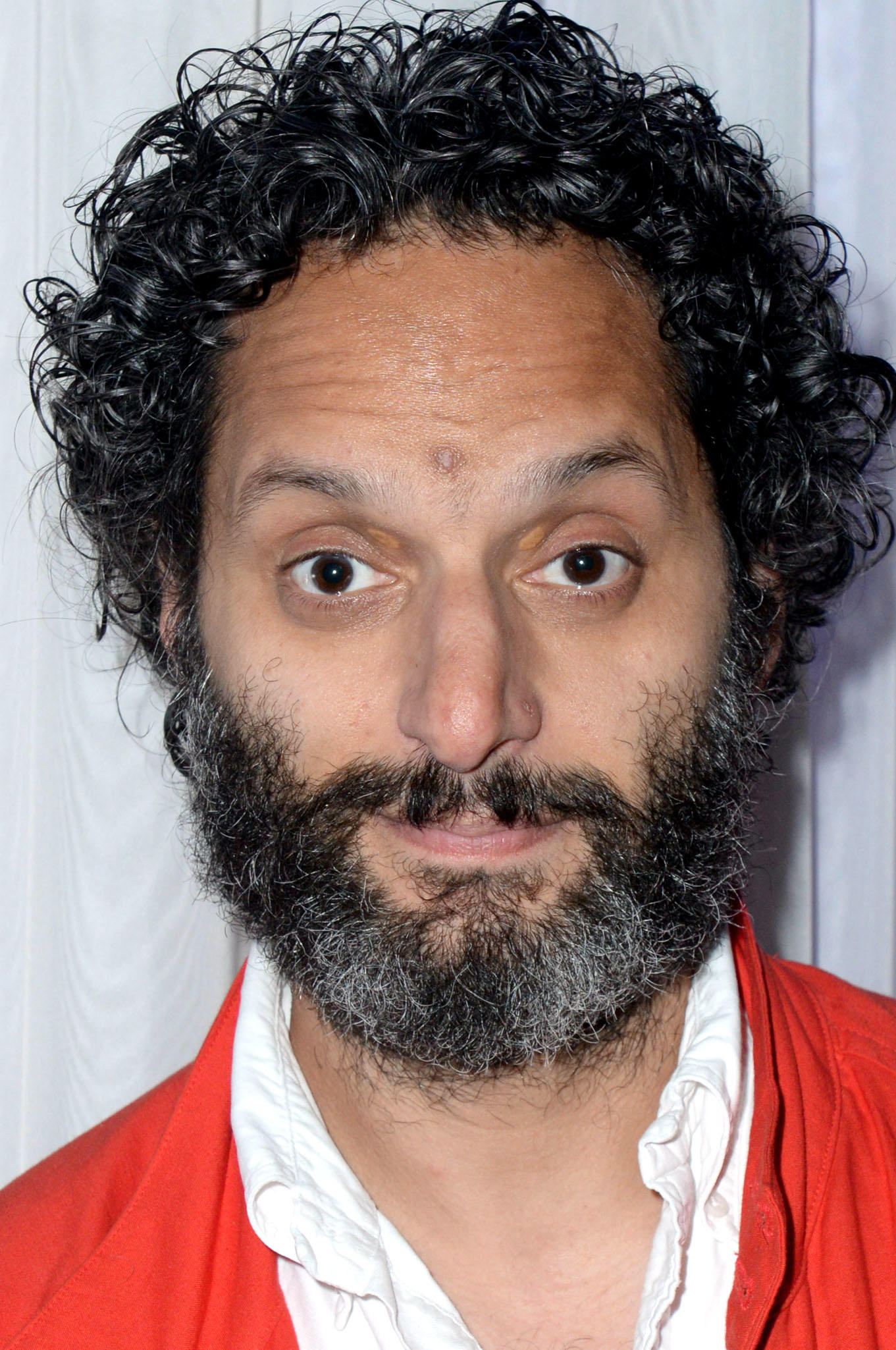 Jason Mantzoukas at the premiere of
