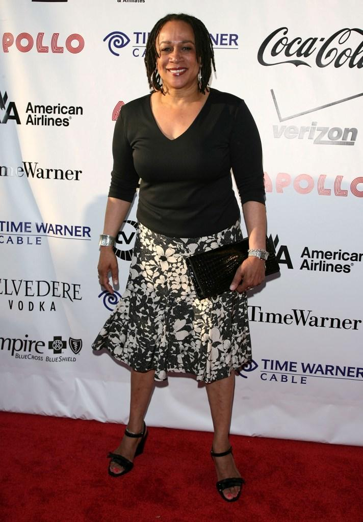 S. Epatha Merkerson at the Apollo Theater Fourth Annual Hall Of Fame Induction Ceremony.