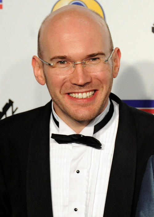 Alex MacQueen at the British Comedy Awards 2011 in London.