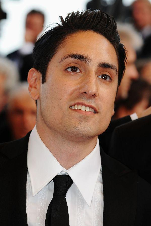 Omar Doom at the 62nd International Cannes Film Festival.
