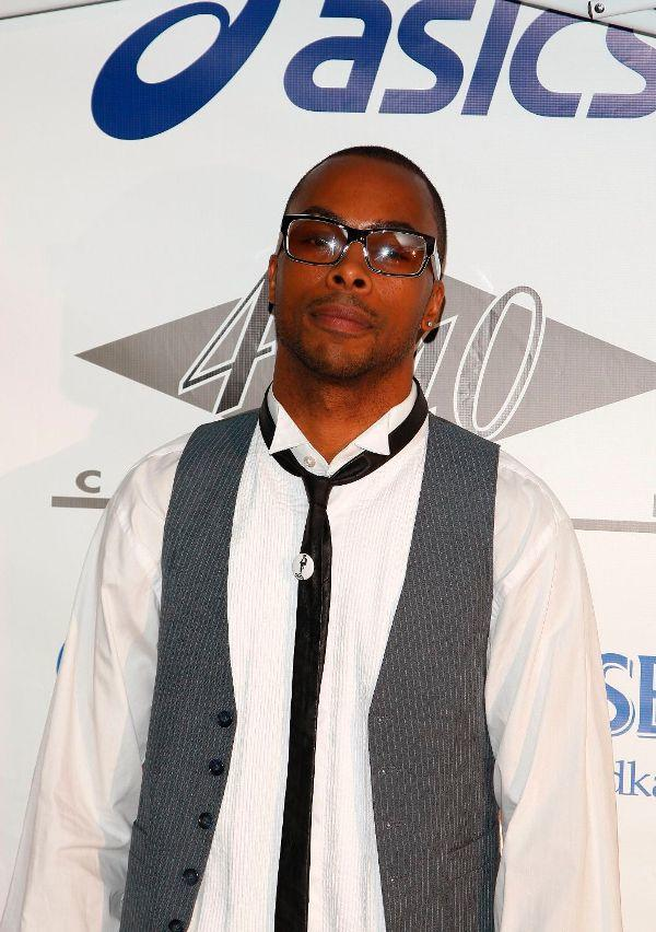 Jas Anderson at the 2009 MTV Video Music Awards.