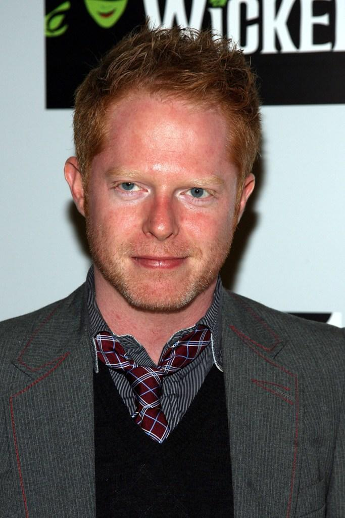 Jesse Tyler Ferguson at the opening night of